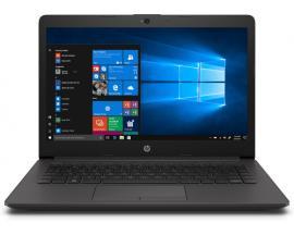 """HP 240 G7 Negro Portátil 35,6 cm (14"""") 1366 x 768 Pixeles 7ª generación de procesadores Intel® Core™ i3 i3-7020U 8 GB DDR4-SDRAM"""