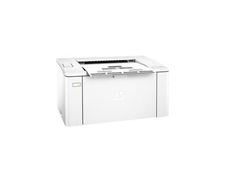 Impresora hp monocromo laserjet pro m102a 22ppm / usb - Imagen 1