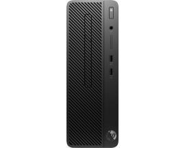 HP 290 G1 8ª generación de procesadores Intel® Core™ i3 i3-8100 4 GB DDR4-SDRAM 1000 GB Unidad de disco duro Negro SFF PC - Imag
