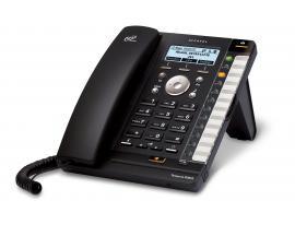 Temporis IP301G teléfono IP Negro Terminal con conexión por cable LED 8 líneas - Imagen 1