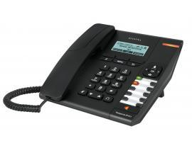 Temporis IP151 Terminal con conexión por cable 6líneas LED Negro teléfono IP - Imagen 1