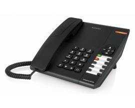Temporis IP100 Terminal con conexión por cable Negro teléfono IP - Imagen 1