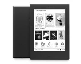 eReader Pro 4 lectore de e-book Pantalla táctil 8 GB Wifi Negro - Imagen 1