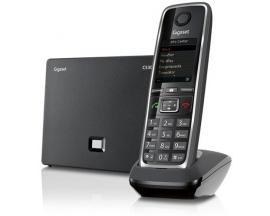 C530 IP Negro Terminal inalámbrico teléfono IP - Imagen 1