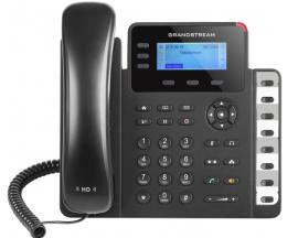 GXP1630 Terminal con conexión por cable 3líneas LCD Negro teléfono IP - Imagen 1