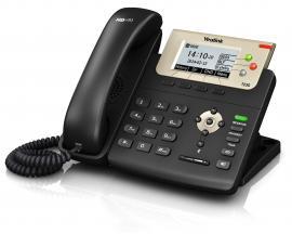 SIP-T23G teléfono IP Negro Terminal con conexión por cable LCD - Imagen 1