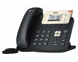 SIP-T21 E2 teléfono IP Negro, Oro Terminal con conexión por cable LCD - Imagen 1