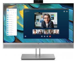 "HP EliteDisplay E243m LED display 60,5 cm (23.8"") Full HD Plana Negro, Plata - Imagen 1"