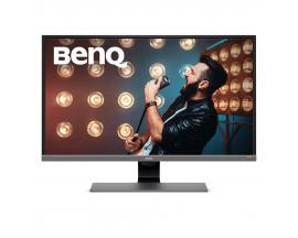 "EW3270U pantalla para PC 80 cm (31.5"") 4K Ultra HD LED Plana Negro, Gris, Metálico - Imagen 1"