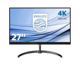 Philips E Line Monitor LCD LCD 4K Ultra HD 276E8VJSB/00 - Imagen 1