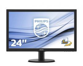 Philips V Line Monitor LCD con SmartControl Lite 243V5LHSB/00 - Imagen 1