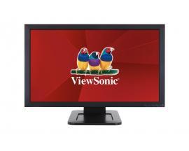 "TD2421 monitor pantalla táctil 61 cm (24"") 1920 x 1080 Pixeles Negro Dual-touch Multi-usuario - Imagen 1"
