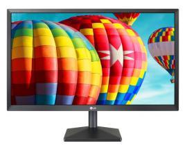 "LG 24MK430H-B LED display 60,5 cm (23.8"") Full HD Plana Negro - Imagen 1"