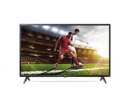 "LG 60UU640C pantalla de señalización 152,4 cm (60"") LED 4K Ultra HD Digital signage flat panel Negro Wifi - Imagen 1"
