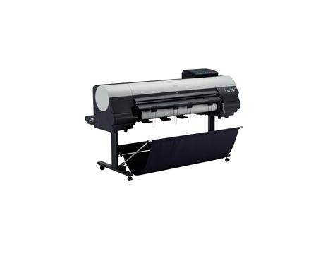 "Plotter canon ipf8400se 44""/ 2400ppp/ 384mb/ usb/ red/ 6 colores tintas pigmentadas/ pedestal - Imagen 1"