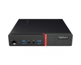 Ordenador sobremesa Lenovo ThinkCentre M600 10G9001ASP - Intel Pentium J3710 1,60 GHz - 4 GB DDR3L SDRAM - 500 GB HDD - Windows