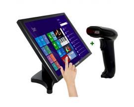 "iggual IGG316245 monitor pantalla táctil 48,3 cm (19"") 1280 x 1024 Pixeles Negro - Imagen 1"