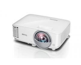 MX825ST videoproyector 3300 lúmenes ANSI DLP XGA (1024x768) 3D Proyector para escritorio Blanco - Imagen 1