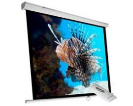 """PHPANTALLA-ELEC200 pantalla de proyección 2,84 m (112"""") 1:1 - Imagen 1"""