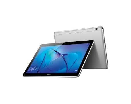 "Tableta Huawei MediaPad T3 10 - 24,4 cm (9,6"") - 2 GB - Qualcomm Snapdragon 425 MSM8917 Cuatro Núcleos (4 Core) - 16 GB - An"