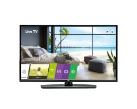 """LG 55UU661H televisión para el sector hotelero 139,7 cm (55"""") 4K Ultra HD 500 cd / m² Negro Smart TV 20 W - Imagen 1"""