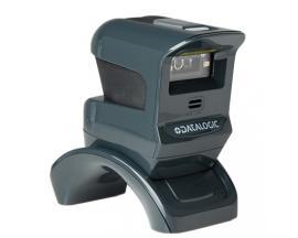 GPS4400 2D Laser Negro Fixed bar code reader - Imagen 1