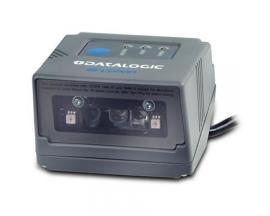 Gryphon I GFS4400 2D Laser Negro Fixed bar code reader - Imagen 1