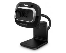 LifeCam HD-3000 for Business cámara web 1 MP 1280 x 720 Pixeles USB 2.0 Negro - Imagen 1
