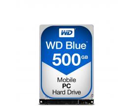 """Blue PC Mobile 2.5"""" 500 GB Serial ATA III Unidad de disco duro - Imagen 1"""