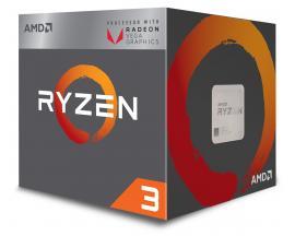 Ryzen 3 2200G procesador 3,5 GHz Caja 2 MB L2 - Imagen 1