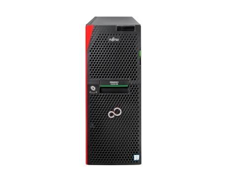 Servidor Fujitsu PRIMERGY TX2550 M4 - Intel Xeon Silver 4110 Octa-Core (8 Core) 2,10 GHz - 16 GB Instalado DDR4 SDRAM - Serie AT