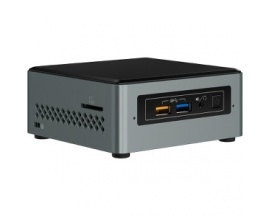 Ordenador sobremesa Intel NUC NUC6CAYSAJ - Intel Celeron J3455 1,50 GHz - 2 GB DDR3L SDRAM - 32 GB Flash Memory Capacity - Windo
