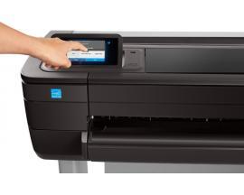 HP Designjet T730 36-in impresora de gran formato Color 2400 x 1200 DPI Inyección de tinta térmica A0 (841 x 1189 mm) Wifi - Ima