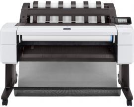 HP Designjet T1600 impresora de gran formato Color 2400 x 1200 DPI Inyección de tinta térmica 914 x 1219 mm Ethernet - Imagen 1