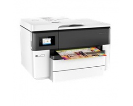 Multifuncion hp inyeccion color officejet pro 7740 aio/ fax/ a4/ 33ppm/ 1200x1200ppp/ usb/ red/ wifi/ duplex - Imagen 1