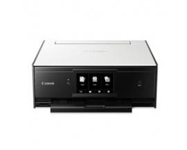 Multifuncion canon ts9050 inyeccion color pixma a4/ 9600ppp/ wifi/ movie print/ duplex/ adf/ nfc/ impresion cd-dvd - Imagen 1