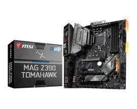 MSI MAG Z390 Tomahawk placa base LGA 1151 (Zócalo H4) ATX Intel Z390 - Imagen 1