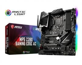 MSI MPG Z390 GAMING EDGE AC placa base LGA 1151 (Zócalo H4) ATX Intel Z390 - Imagen 1