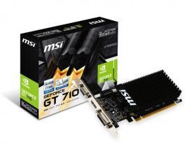 MSI 912-V809-2016 tarjeta gráfica GeForce GT 710 2 GB GDDR3 - Imagen 1