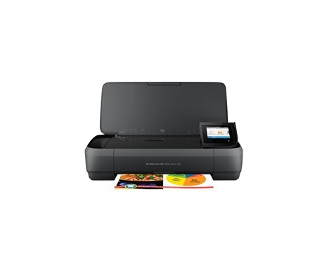 Multifuncion hp color officejet 250 mobile 20ppm / usb / wifi - Imagen 1