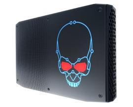 Intel NUC NUC8i7HVK BGA 2270 3,1 GHz i7-8809G 1,2 l tamaño PC Negro - Imagen 1