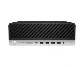 Ordenador sobremesa HP Business Desktop ProDesk 600 G3 - Intel Core i5 (7th Gen) i5-7500 3,40 GHz - 8 GB DDR4 SDRAM - 256 GB SSD