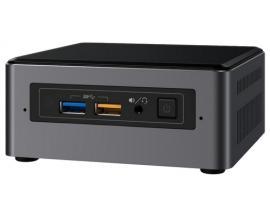 Intel NUC7I5BNH 2,2 GHz i5-7260U Negro - Imagen 1
