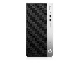 HP 400 G4 PD MT I5 7500 500G 4G KIT CARE PACK 3Y U6578E SP - Imagen 1