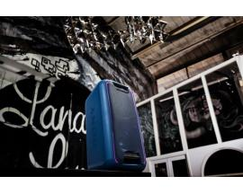Sony GTKXB5L sistema de audio para el hogar Minicadena de música para uso doméstico Azul, Lila - Imagen 1
