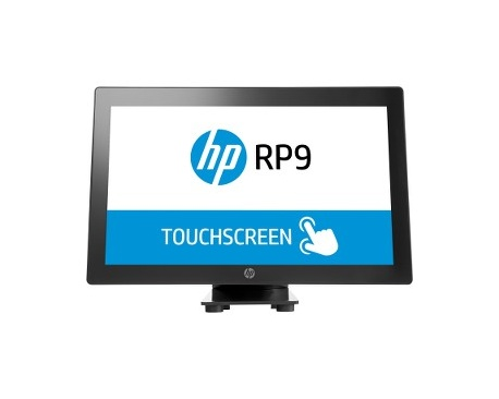 "Terminal POS HP 9018 - Intel Core i3 3,70 GHz - 4 GB DDR4 SDRAM 256 GB SATA - 47 cm (18,5"") Pantalla Táctil - Intel HD Graph"