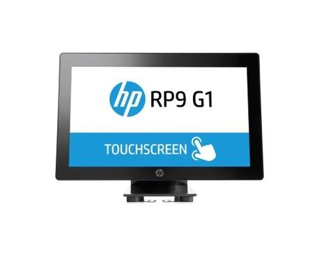 "Terminal POS HP 9015 - Intel Core i3 3,70 GHz - 8 GB DDR4 SDRAM 256 GB SATA - 39,6 cm (15,6"") Pantalla Táctil - Intel HD Gra"
