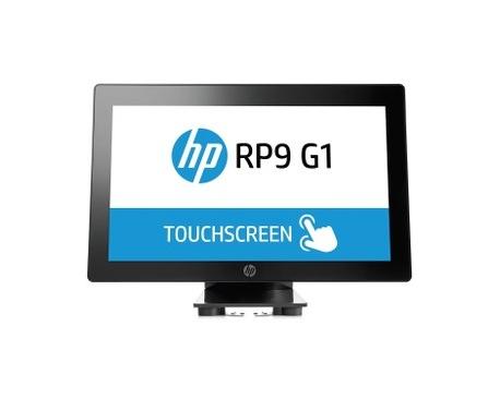 "Terminal POS HP 9015 - Intel Pentium 3,30 GHz - 4 GB DDR4 SDRAM - 500 GB SATA - 39,6 cm (15,6"") Pantalla Táctil - Intel HD G"