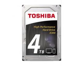 Toshiba X300 4TB disco duro interno Unidad de disco duro 4000 GB Serial ATA III - Imagen 1
