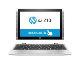 "Ordenador portátil 2 en 1 - HP x2 210 G2 25,7 cm (10,1"") Pantalla Táctil LCD - Intel Atom x5 x5-Z8350 Quad-core (4 Core) 1,4"